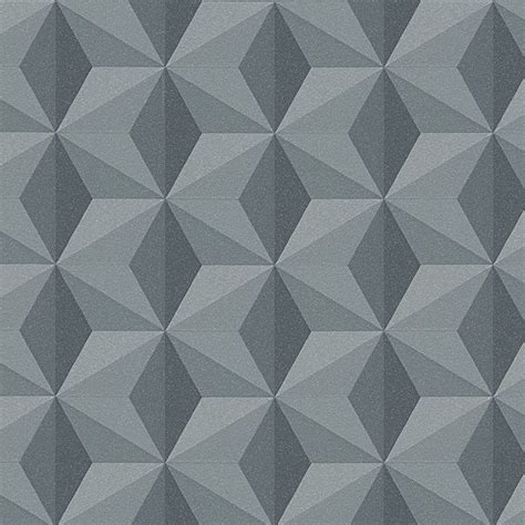 grey patterned wallpaper  creation feature wall wood