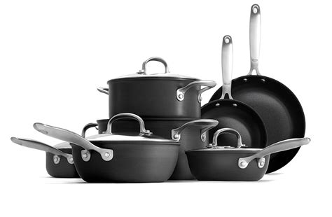 viking  pc  ply copper clad cookware set  life