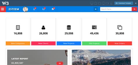 download admin panel template 16 free bootstrap 3 admin templates 2018