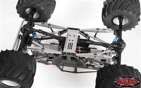 links assault carbon upper monster truck 10th included