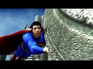 Superman Returns: The Videogame PlayStation 2 Trailer ...