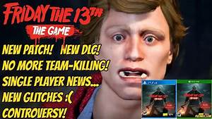 Friday the 13th: The Game - New Patch, New DLC, No More ...