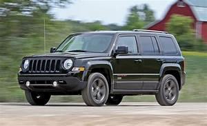 2016 Jeep Patriot 4x4 Automatic