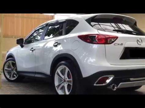 Modifikasi Mazda 5 by Modifikasi Mazda Cx 5 2018