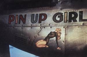 Mustang Pin Up : props and pin ups in world war ii and it s just not girls in bikinis ~ Maxctalentgroup.com Avis de Voitures