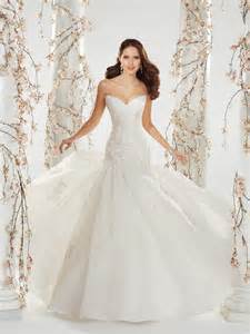 organza wedding dresses strapless organza wedding dress with chapel