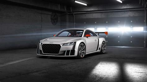 Audi Concept Car Wallpaper by 2015 Audi Tt Clubsport Turbo Concept Wallpaper Hd Car
