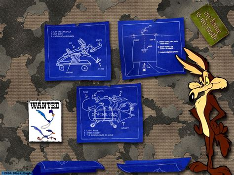 wile  coyote hd wallpapers