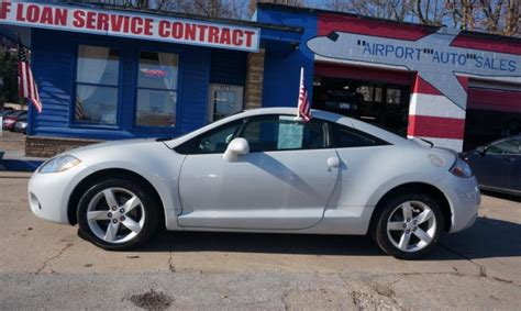 Used 2006 Mitsubishi Eclipse by Buy Used Cars In Virginia 2006 Mitsubishi Eclipse Gs
