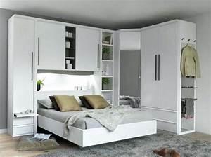 Dressing Autour Du Lit : lit placard ikea lit canape recherche google lit armoire escamotable ikea ~ Melissatoandfro.com Idées de Décoration