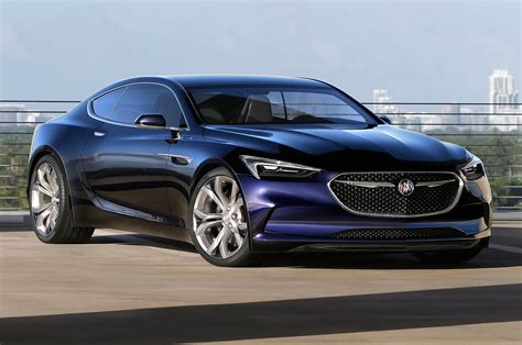 gm considers four door buick avista coupe motor trend