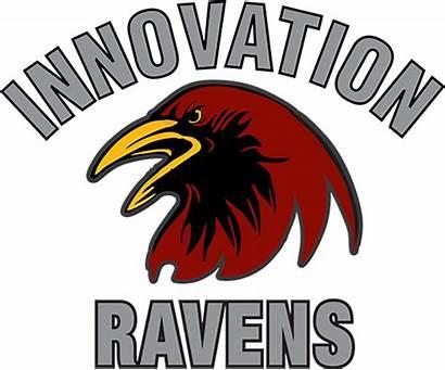 Crec Communications Innovation Logos Science Academy Ravens