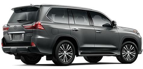 2020 Lexus Lx 570 by 2020 Lexus Lx 570 Concept Changes Release Price Specs
