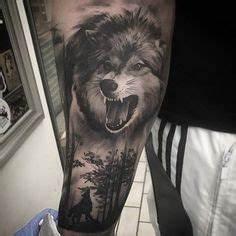Loup Tatouage Signification : very cool wolf ideas tattoo 39 s tattoos wolf tattoos tattoo designs ~ Dallasstarsshop.com Idées de Décoration