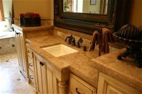 granite gurus noce travertine bathroom vanity