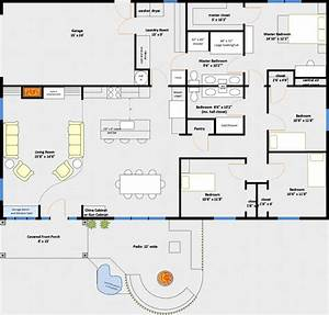 best 25 attached garage ideas on pinterest detached With 40x60 shop floor plans