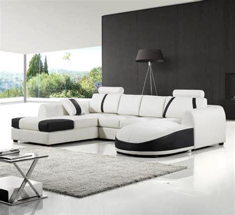 Black White Sofa Set by 2019 Black And White Leather Sofas Sofa Ideas