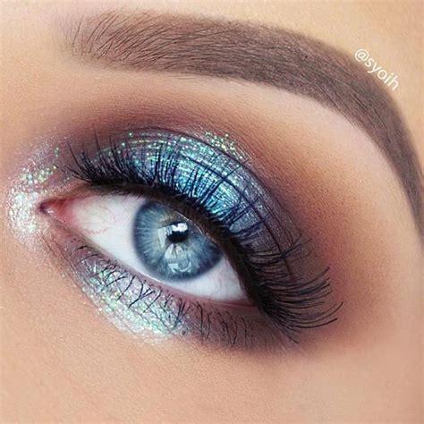 collection    glitter makeup tutorials  ideas  pretty designs