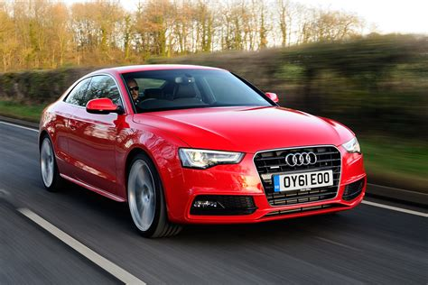 Audi A5 30 Tdi Coupe First Drives Auto Express