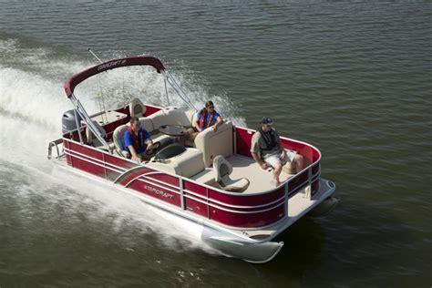 Fishing Pontoon Boats by Pontoon Boats Starcraft Marine