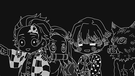 chibi kimetsu  yaiba    cute desktop