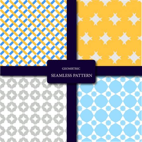 Abstract Shapes Collection by Abstract Shapes Patterns Collection Vector Free