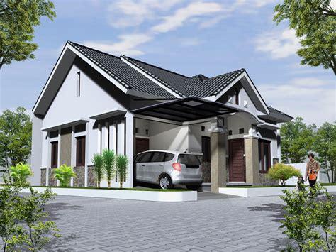rumah minimalis atap tinggi arsitekhom