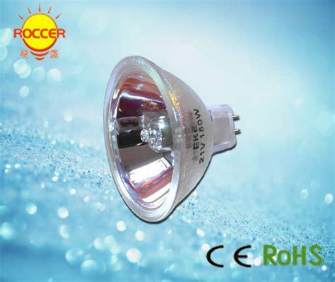 eke 21v 150w mr16 gx5 3 base fiber optics bulb faceted