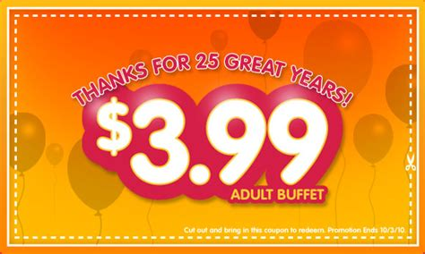 Cici?s Pizza Buffets Just $3.99 : Austin on the Cheap