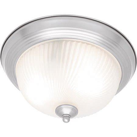 walmart ceiling lights hton flush mount ceiling light 2 pack