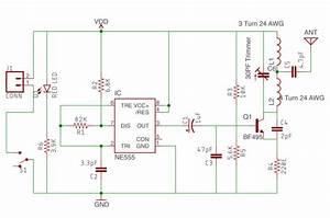 Circuit Diagram Of Mobile Signal Jammer