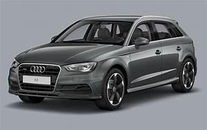 Audi A3 8v : audi a3 sportback 8v tdi 150 quattro ambition luxe pack s ~ Nature-et-papiers.com Idées de Décoration