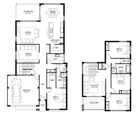 home plans com apartments free 4 bedroom house plans and designs house