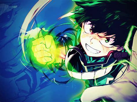 Desktop Wallpaper Izuku Midoriya Boku No Hero Academia