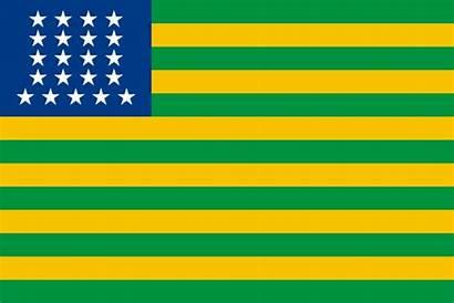 Brazil Flag Brazilian American 1889 November Colors