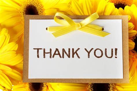 Thank You Flowers Weneedfun