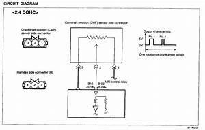 Camshaft Position Sensor Wiring