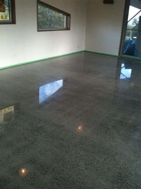 grinding reflections polished concrete in Lyndhurst