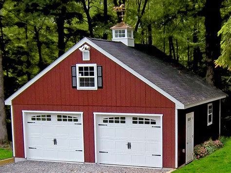 amish garages  sale amish garage builders backyard