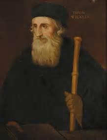 John Wycliffe - Wikipedia  John