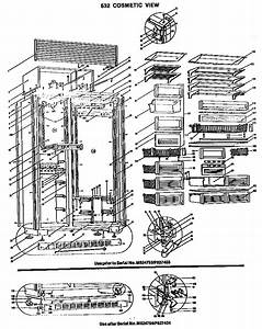 Wiring Diagram  34 Sub Zero Refrigerator Parts Diagram