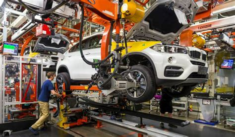 Bmw Plant Greenville Sc by 600 Million Bmw Expansion Plant Spartanburg To Top 9