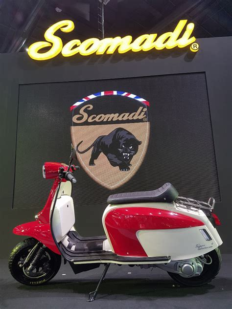 scomadi scooters  enter india report