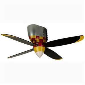 airplane fan p 51 mustang warbird airplane ceiling fan