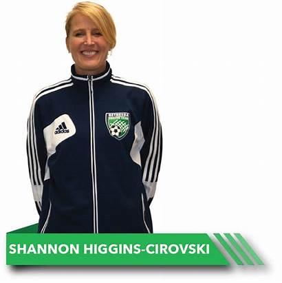 Shannon Higgins Coaching Director