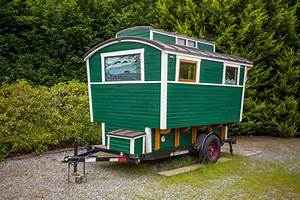 Gypsy Wagon Shows Off Seriously Gorgeous Woodworking