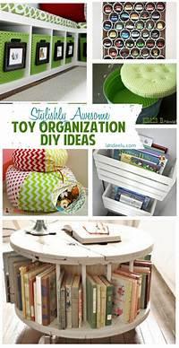 toy organization ideas Toy Organization Ideas | landeelu.com