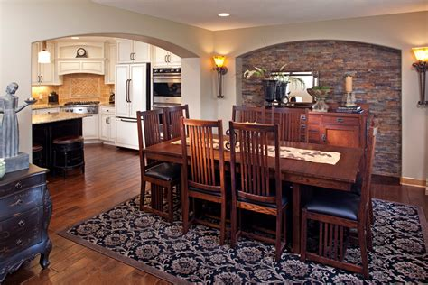 dining room window treatment ideas mission style dining table dining room traditional with