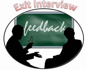 What is Exit Interview? definition and meaning Business
