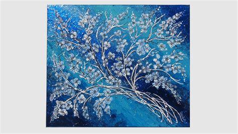 quadri di fiori astratti fiori di pesco in vendita quadri quadri